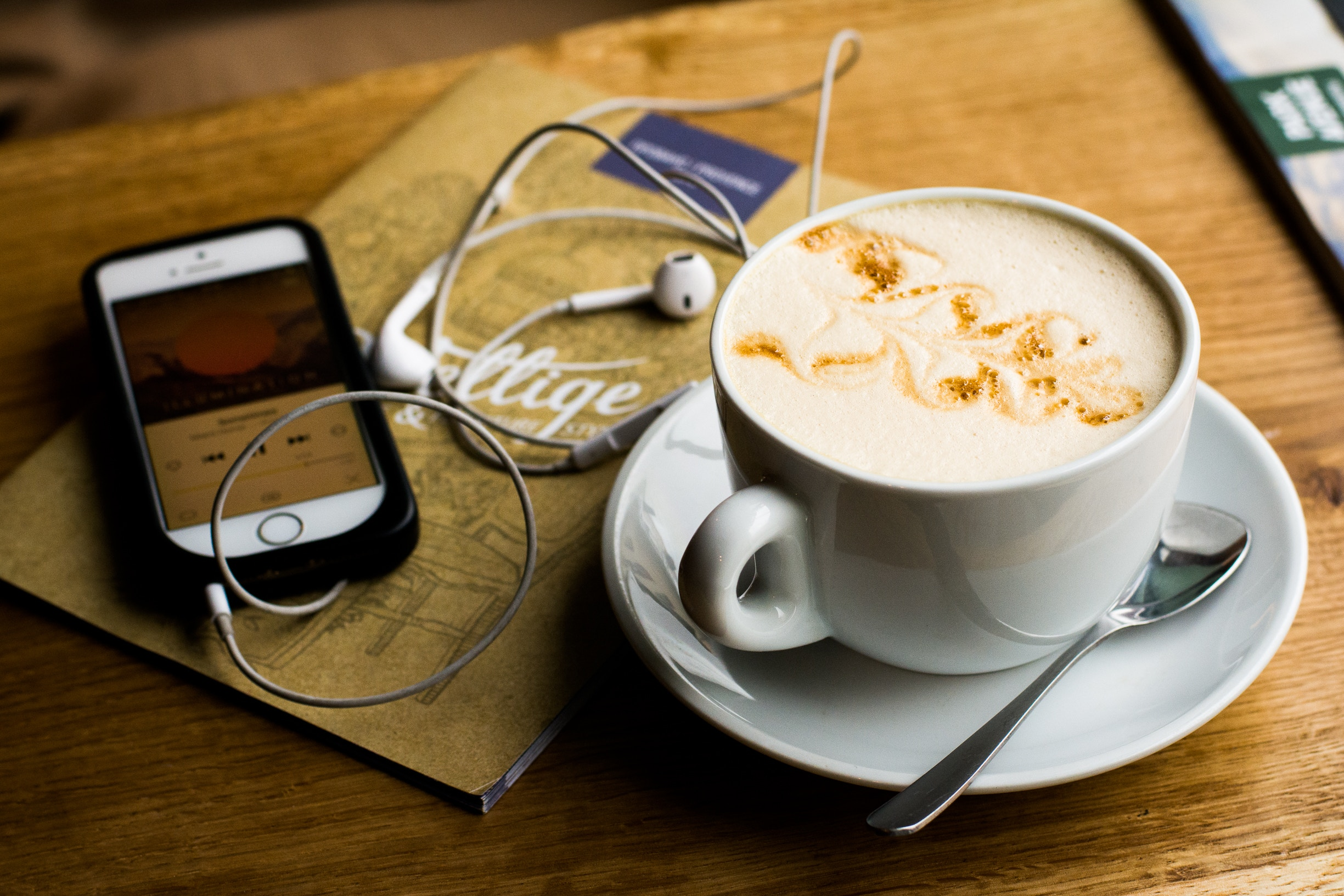 Podcasts inspirants favoris