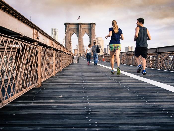 5 bienfaits du sport sur notre bonheur