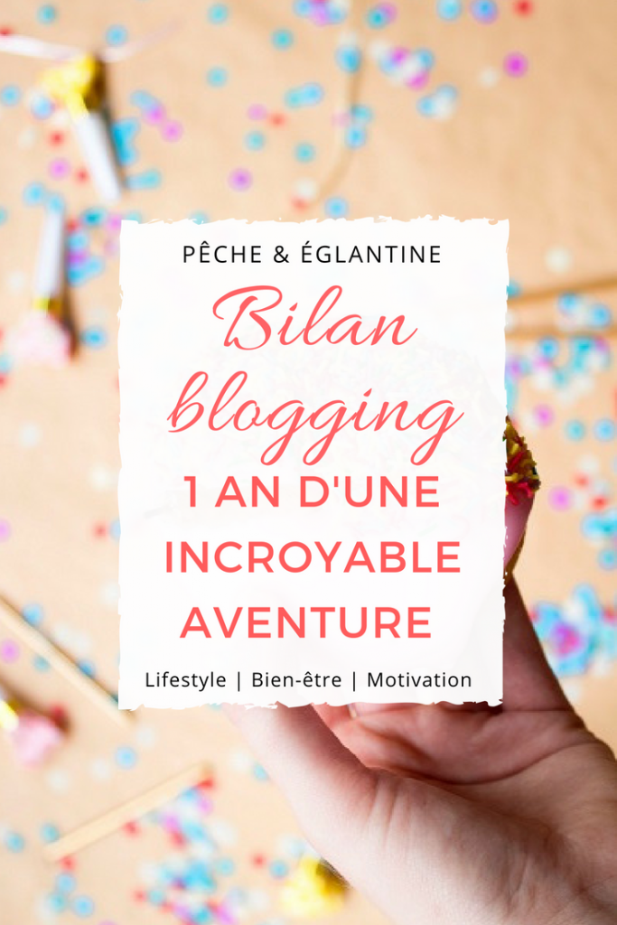 Bilan blogging : un an d'une merveilleuse aventure !