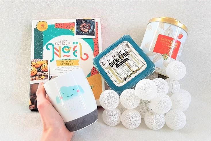 Idées cadeaux bien-être et girl power - Kit noel