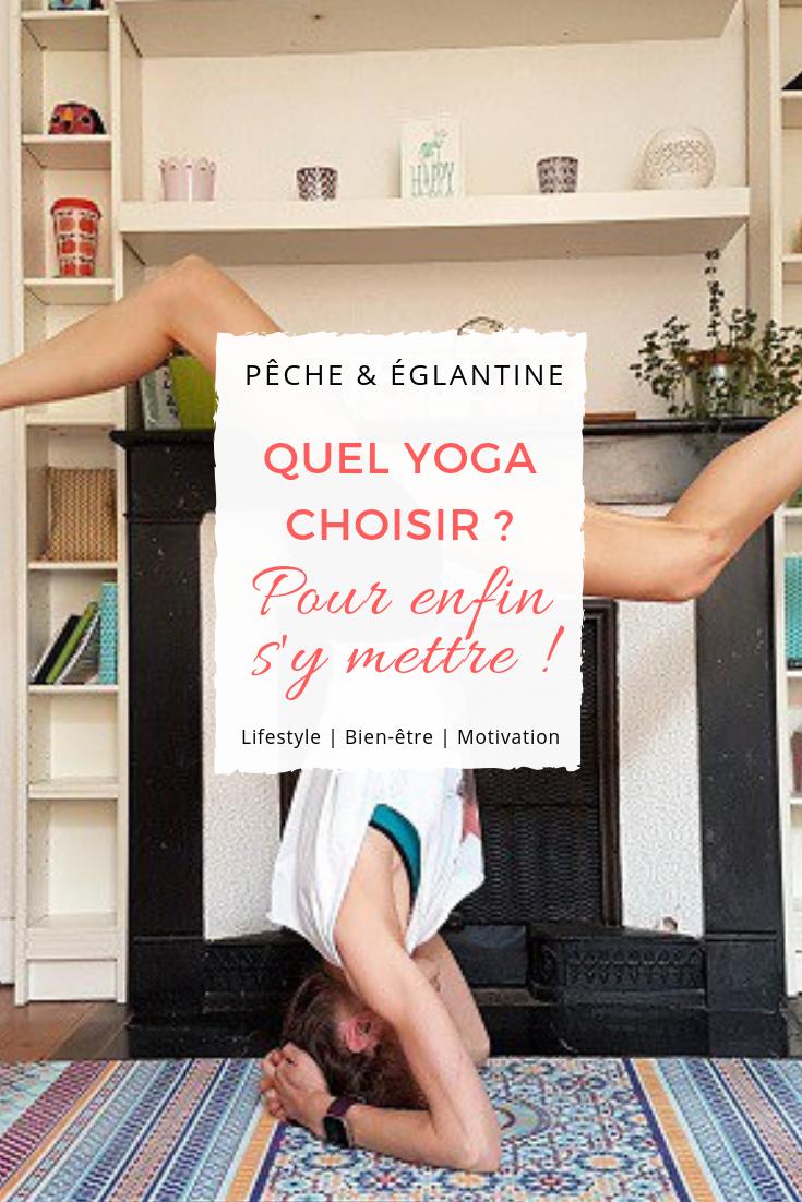Quel yoga choisir pour enfin s'y mettre ? Comment savoir quel yoga est fait pour soi ?