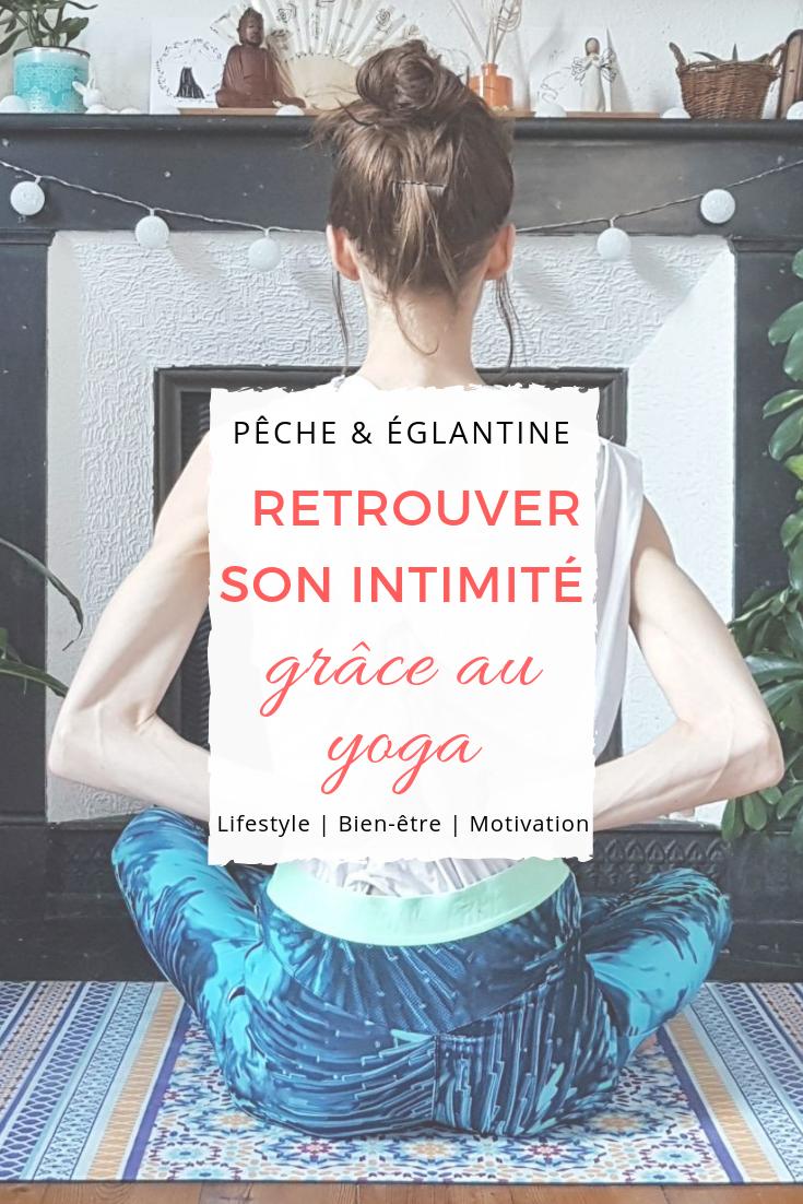 Faire du yoga chez soi pour retrouver son intimité