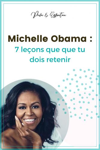 Ce que le film de Michelle Obama m a appris