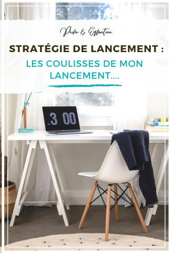 Stratégie de lancement en ligne