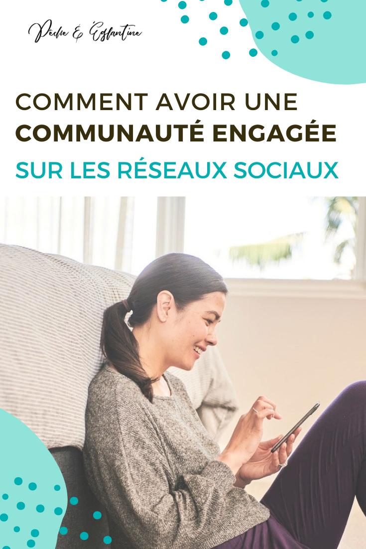 Conseils pour créer une communuaté engagés et avoir de vrais abonnés