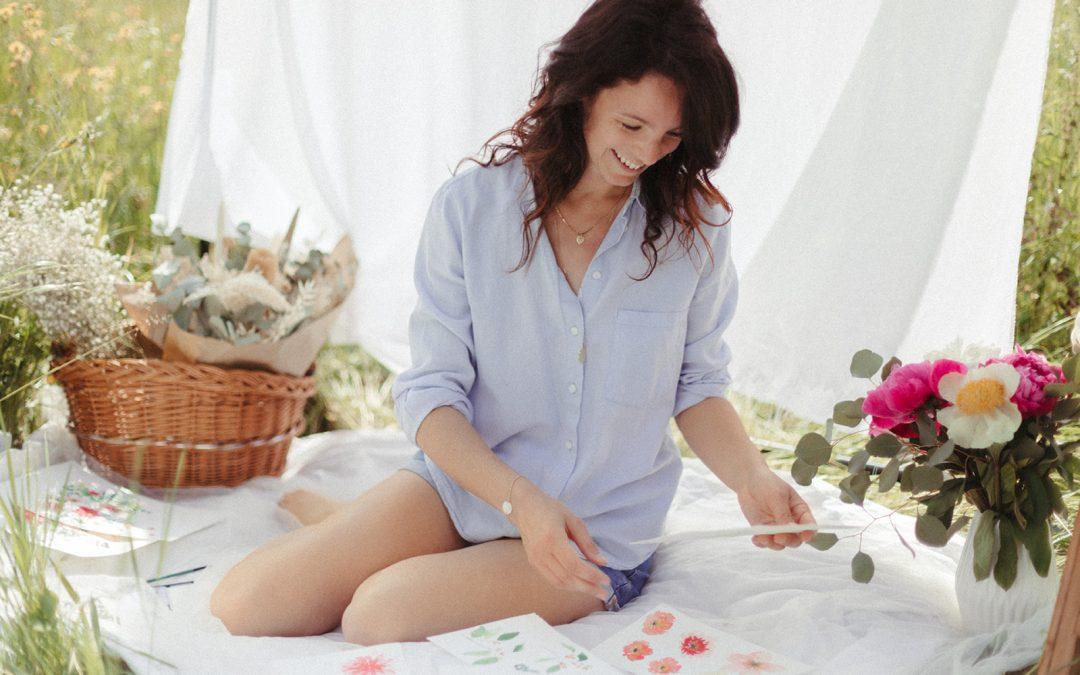 Réveiller son enfant créatif avec Charlotte Parot